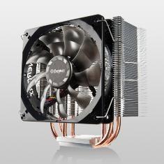 Ventilador Disipador Gaming Enermax Para Cpu 2011 Ultra Silencioso Heatpipes De Cobre ETS-T40-TB