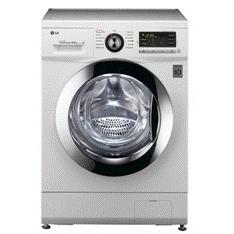 Lavadora Secadora Lg F1496dp3  8kg /  4kg  1400 Rpm Blanca F1496DP3