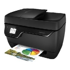 Multifuncion Hp Inyeccion Color Officejet 3830 Aio  Fax A4 /  7ppm  /  Usb /  Wifi F5R29B