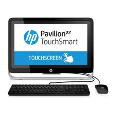 Ordenador Hp 22-h020es All In One Tactil Amd A4-5000 Aio 22 Pulgadas /  4gb /  500gb /  Dvd±rw /  We