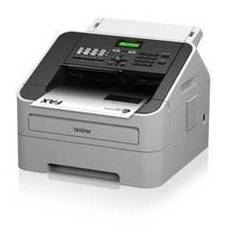 Fax Brother Laser Monocromo 2840 A4 /  20cpm /  16mb /  Bandeja 250 Hojas /  Adf 20 Hojas FAX-2840