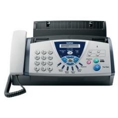Fax Brother Termico T106 Lcd A4 /  Rj11 /  Adf /  Auricular Integrado FAX-T106