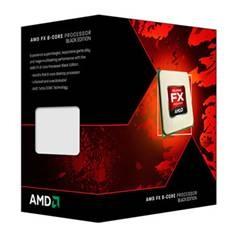 Microprocesador Amd  Fx 8-core Black Edition Fx-8320 FD8320FRHKBOX