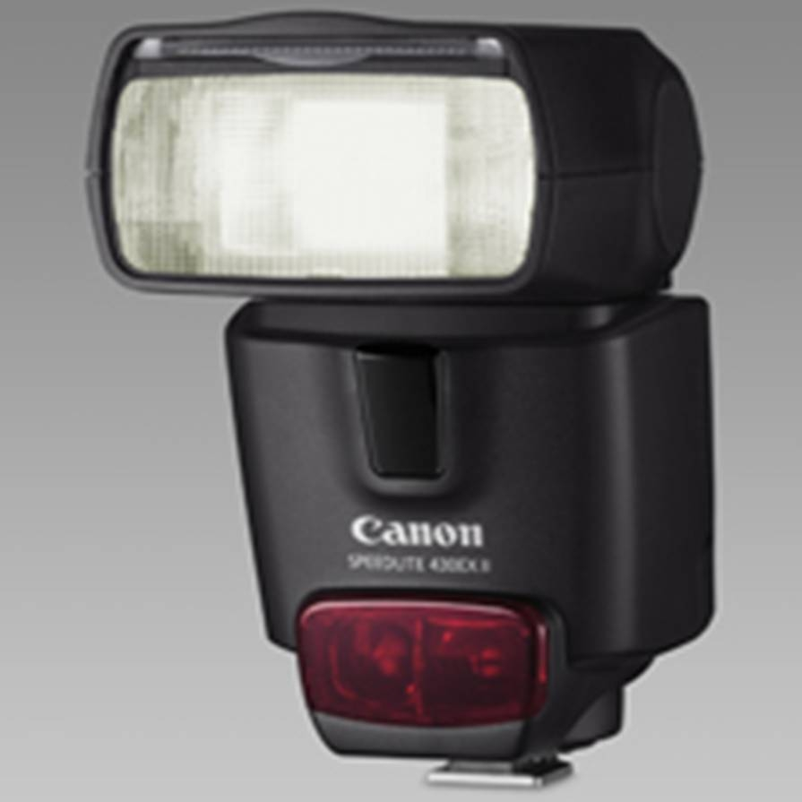 Flash Canon Speedlite 430ex Ii Nº Guia 43(iso100) FLASH430EXII