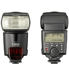 Flash Canon Speedlite 580ex Ii Nº Guia 58 (iso100) FLASH580EXII