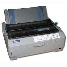 Impresora Epson Matricial Fx890 Usb /  Paralelo /  Mtbf 20000h FX890