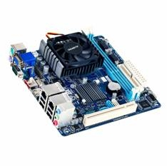 Placa Base Gigabyte Atom Dual Core 1037u Ddr3x2 16gb 1600vga Hdmi  Usb Mini Itx GA-C1037UN-EU