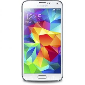 Telefono Movil Smartphone Samsung Galaxy S5 16gb Blanco Libre GALAXYS5BLANCO