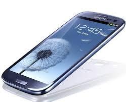 Telefono Movil Smartphone Samsung  Galaxy S3 Azul 16gb  Libre GALAXYSIIIAZUL