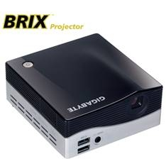Barebone Brix Gigabyte Gb-bxpi3-4010 Intel I3 +  Proyector Wvga,  Sin Disco Ssd Sin Memoria,  Usb 3.