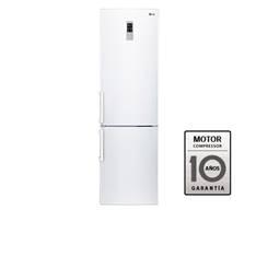 Frigorifico Lg Combi Gbb530swqpb Blanco  /  2m  /  A +  +   /  No Frost  /  Display GBB530SWQPB