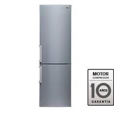 Frigorifico Lg Combi Gbb539pvhwb Acero 1.9m A +  No Frost, Motor Inverter 10 Años G GBB539PVHWB