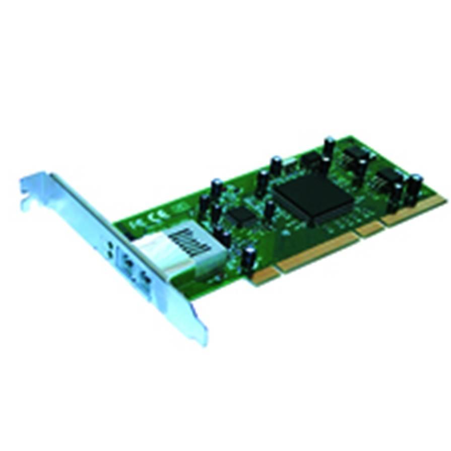 Tarjeta Ethernet Pci 1000 Mbps Fibra Optica 32 / 64b Tipo Sc GE2000SC