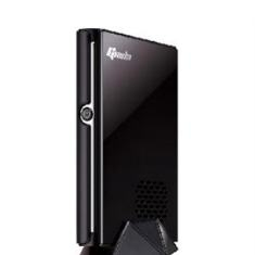 MINI PC MULTIMEDIA GIADA SLIM I33 NEGRO ATOM D525 DDR3 2GB / 500GB / 4X USB 2.0 / LECTOR TARJETAS /