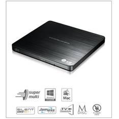 Regrabadora Lg Dvd Rw Gp57eb40, Slim, Externa Usb GP57EB40