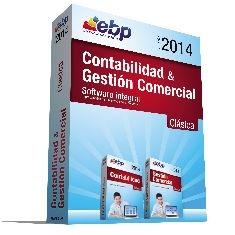 Programa Ebp Solucion Integral Gestion Y Contabilidad 2014 En Caja GSCLAES14