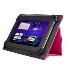 Funda Book Universal Para Tablet 7 Pulgadas Pulgadas Green Go Semi Rigida, Rosa GSM003373