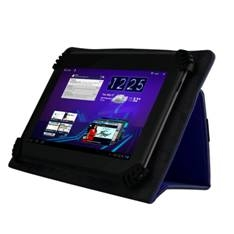 Funda Book Universal Para Tablet 7 Pulgadas Pulgadas Green Go Semi Rigida, Azul GSM003374