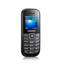 Telefono Samsung Keystone E1200 1.52 Pulgadas Pulgadas Antipolvo Libre /  Midi /  Mp3 GT-E1200ZKABTU
