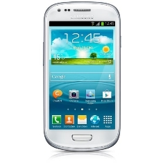 Telefono Movil Smartphone Samsung Galaxy Siii Mini I8190r 4 Pulgadas Pulgadas /  5mp /  8gb /  Blanc