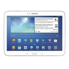 Tablet Samsung Galaxy Tab 3 P5210 10.1 Pulgadas Wifi  16Gb Blanco Android Jb Tactil Gps Camara Mp3 /