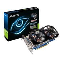 Vga Nvidia G-force Gtx 660 2gb, Gddr5, Dvi, Hdmi, Gigabyte GV-N660OC-2GD