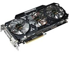 VGA NVIDIA GIGABYTE G-FORCE GTX 780  3Gb GDDR5, PCI EXPRESS, 2DVI ,  HDMI