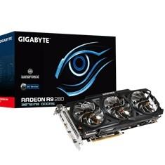 Vga Ati Radeon R9 280 3gb Ddr5 Dvi Hdmi Gigabyte GV-R928WF3OC-3GD