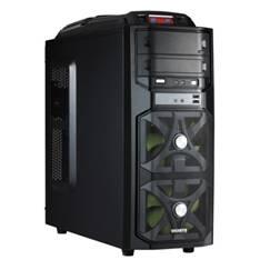 Caja Ordenador Gaming Atx Gigabyte Gz-g1 Plus  2 Usb 2.0 Y 2 Usb 3.0 Negro GZ-G1P1BA-CNB