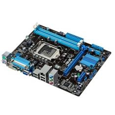 Placa Base Asus Intel H61m-g Socket 1155 Ddr3x2 1600mhz 16gb Dvi Matx H61M-G