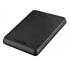 Disco Duro Externo Hdd Toshiba 500gb Stor.e Basics  2.5 Pulgadas Usb 3.0, Negro Mate HDTB305EK3AA