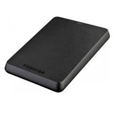 Disco Duro Externo Hdd Toshiba 1tb 1000gb Canvio Basic 2.5 Pulgadas Usb 3.0, Negro Mate HDTB310EK3AA