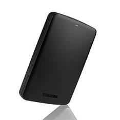 Disco Duro Externo Hdd Toshiba 2tb Canvio Basic 2.5 Pulgadas Usb 3.0, Negro Mate HDTB320EK3CA