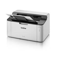 Impresora Brother Laser Monocromo Hl-1110 A4 /  20ppm /  Usb 2.0 /  150 Hojas /  Gdi HL1110