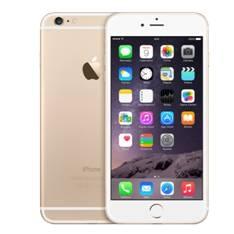 Telefono Movil Smartphone Apple Iphone 6 Plus 5.5 Pulgadas 128gb Oro  /  Gold Modelo Usa I6PLUS128GB