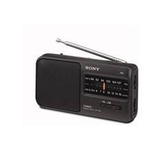 Radio Sony Sintonizador Fm /  Am /  Digital /  Portatil /  Negro ICF390BLK