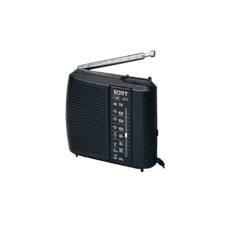 Radio Sony Sintonizador Portatil /  Am /  Fm /  Larga Duracion De Bateria /   Correa De Mano ICF8S
