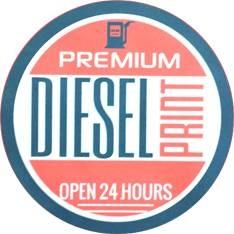 Cartucho Tinta Diesel Print T0611 Negro Epson (12ml) D68 / d88 / d88 Plus / dx3800 / 3850 / 4200 / 4