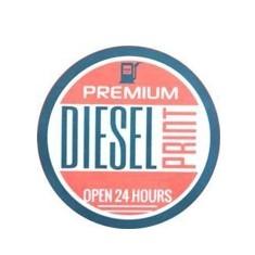 Toner Hp Diesel Print Ce322a Amarillo 1300copias IFH322A