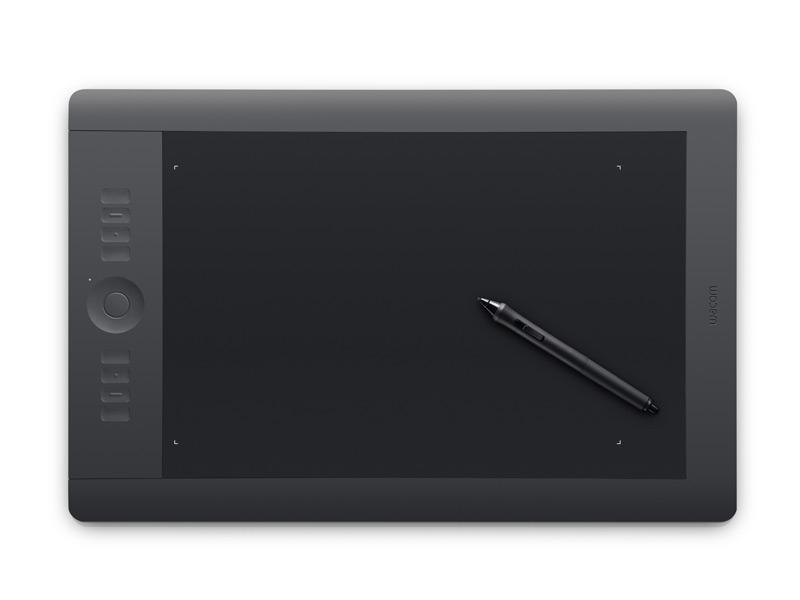 Tableta Digitalizadora Wacom Intuos 5 Touch  L  Usb A4 INTUOS5TOUCHL