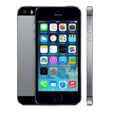 Telefono Movil Smartphone Apple Iphone 5s 16gb Space Grey  /  Negro Modelo Usa Libre IPHONE5SGRIS