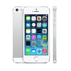 Telefono Movil Smartphone Apple Iphone 5s 16gb Me433b / a Silver  /  Plata  /  Blanco Uk Libre IPHON