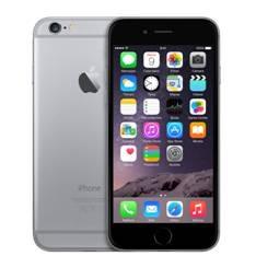 Telefono Movil Smartphone Apple Iphone 6 4.7 Pulgadas 128gb Gris Espacial  /  Negro IPHONE6GS