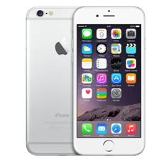 Telefono Movil Smartphone Apple Iphone 6 4.7 Pulgadas 128gb Plata IPHONE6PLATA