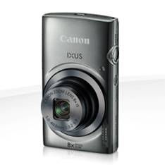 Camara Digital Canon Ixus 165 Plata 20mp Zoom 16x /  Zo 8x /  2.7 Pulgadas Litio /  Lcd /   Videos H