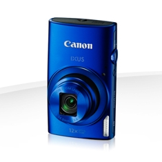 Camara Digital Canon Ixus 170 Azul 20mp Zoom 24x /  Zo 12x /  2.7 Pulgadas Litio /   Videos Hd /  Mo