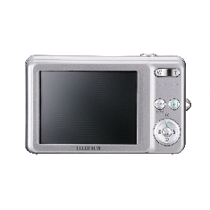 "CAMARA FUJIFILM FINEPIX J27 PLATA 10MP/ 2.7""/ Z.O 3X/ LITIO"
