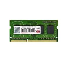 Memoria Portatil Ddr3 4gb 1333 Mhz Pc10600 Transcend JM1333KSH-4G
