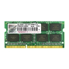 Memoria Portatil Ddr3 2gb 1333 Mhz Pc10600 Transcend JM1333KSU-2G