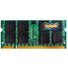 Memoria Ddr2 2gb 800 So-dimm Para Portatil Transcend JM800QSU-2G